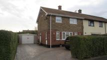 3 bedroom semi detached house for sale in St. Marys Close, Farcet...