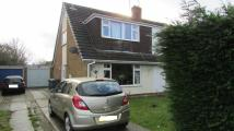 3 bedroom semi detached home in Hatfield Road, Sawtry...