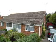 Semi-Detached Bungalow to rent in Margate