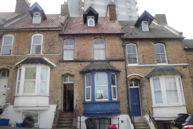 3 bedroom terraced house for sale in ramsgate ct11
