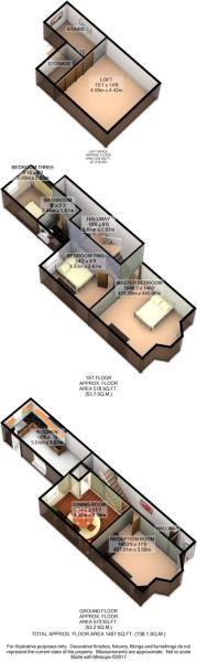 Floorplan 3-D