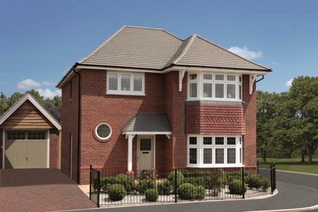 3 bedroom detached house for sale in amington fairway tamworth b77 b77