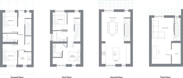 A1 Floor Plans