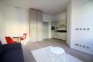 Living area kitchen