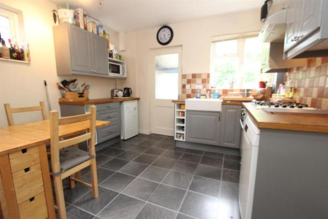 Refitted Dining/Kitchen