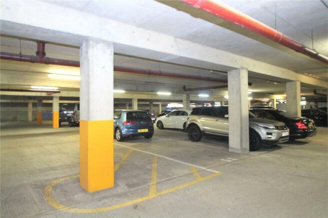 Parking Bays West