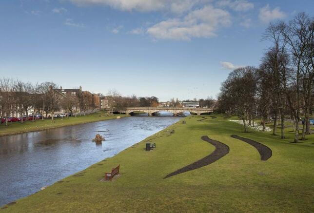 Barratt @ Portobello, Edinburgh