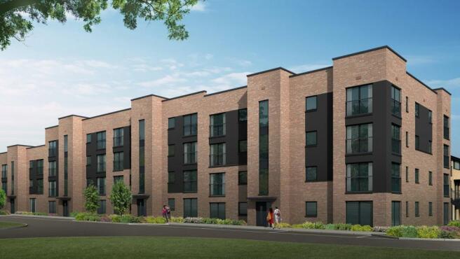 Apartment Block A, Barratt @ Portobello