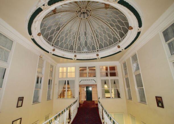 Hallway to Lift