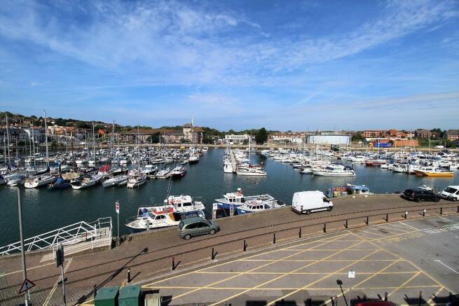 View Over Marina