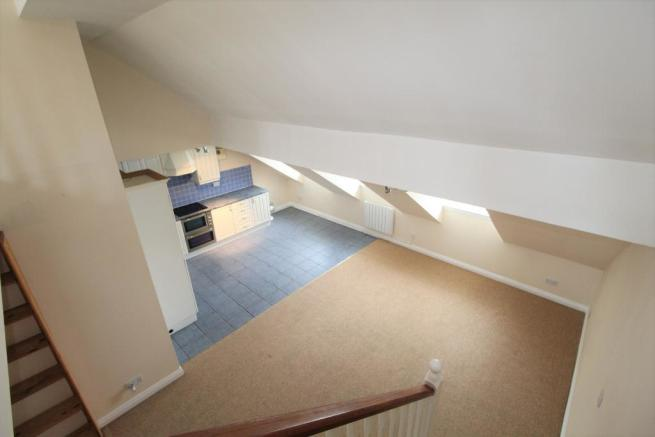 Aerial Living Area