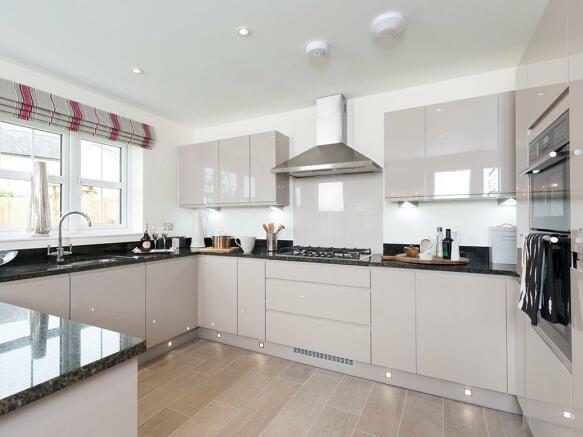 High specification Nixon kitchen