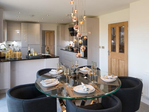 High specification kitchen with AEG/Electrolux appliances