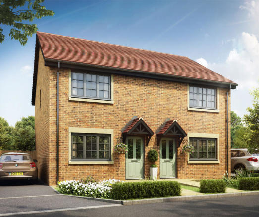 2 Bedroom Semi Detached House For Sale In Hassall Road
