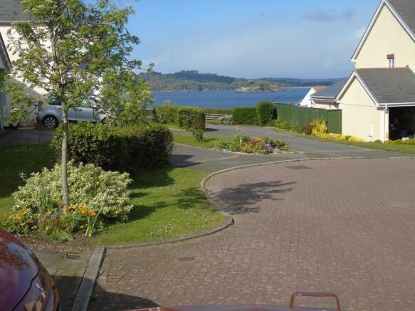 View via Front Porch