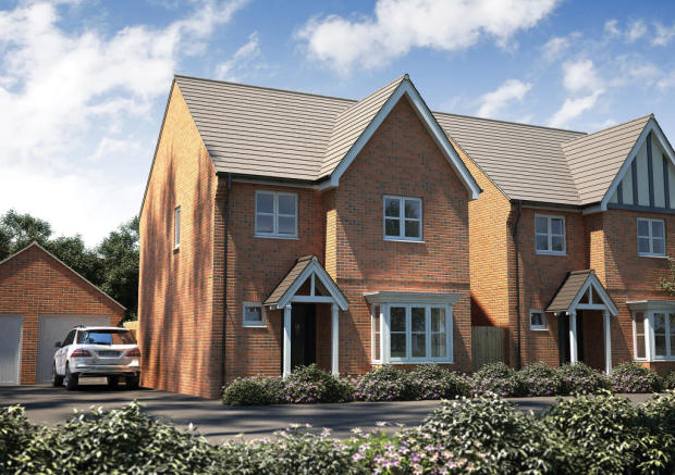 New Build Homes Lowton