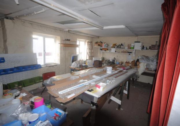 First Floor Workshop