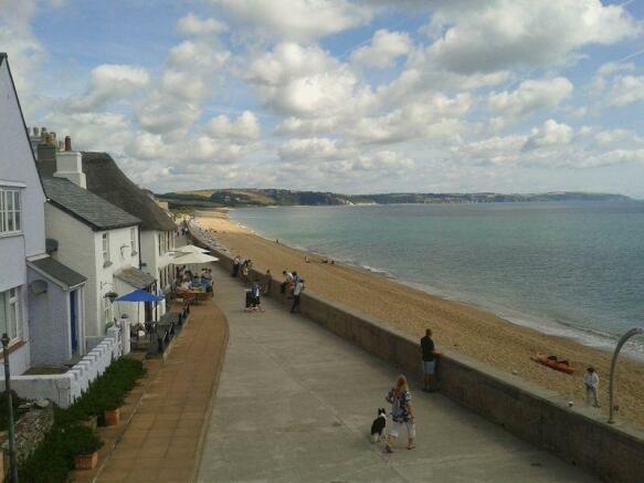 Beach side loc...