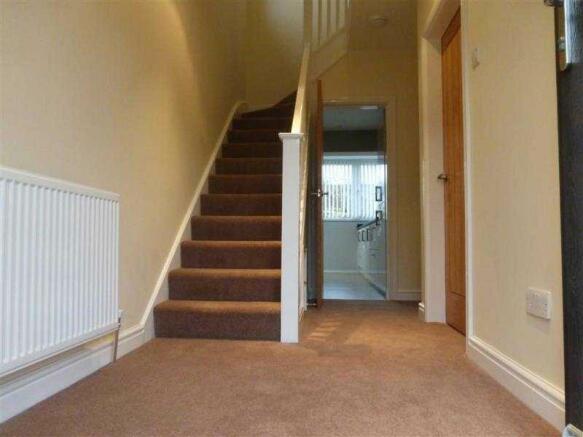 Hallway (Reception)