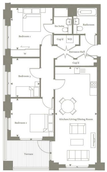 Apartment A03