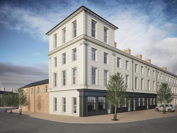 1 Bedroom Apartment For Sale In Poundbury Dorchester Dt1 3bw Dt1