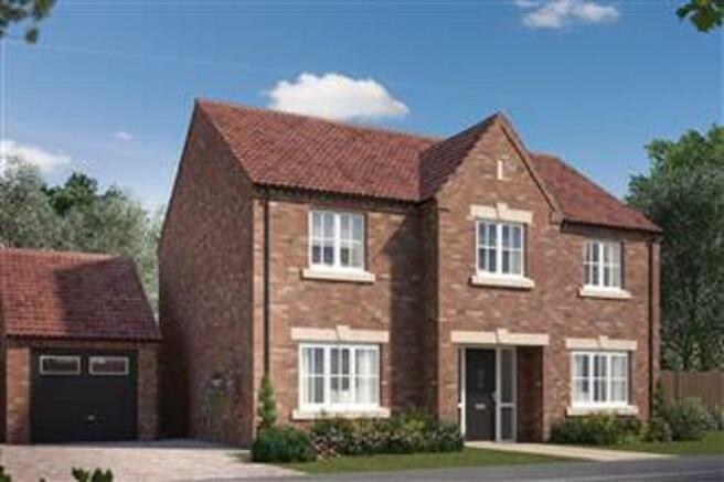 Bellway New Homes Harrogate