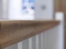 Solid Oak Handrails
