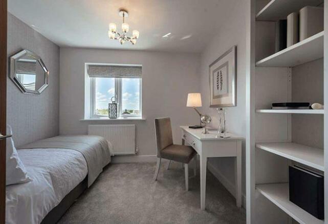 A Latchford Bedroom