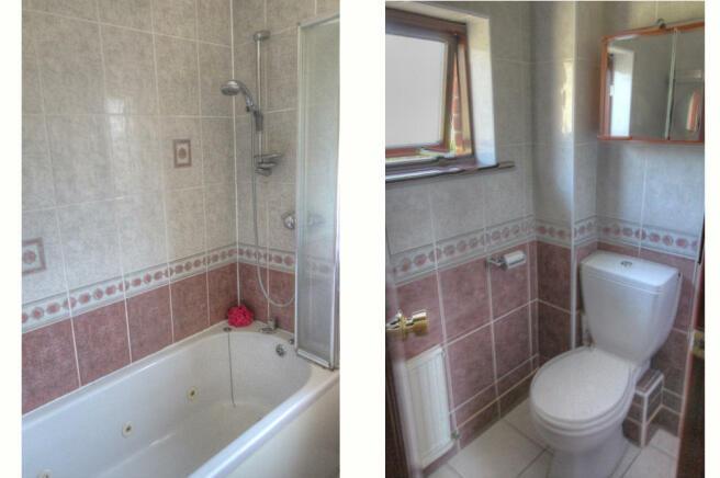 Bathroom & Sep WC