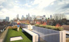 penthouse roof