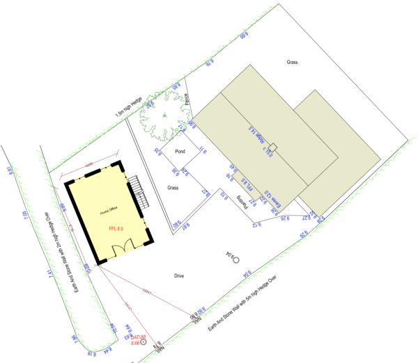 Planning siteplan