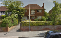 Detached property in Old Bedford Road, Luton...
