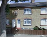 Terraced property in Middleton Road, Hayes