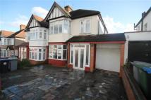 Toley Avenue semi detached property to rent