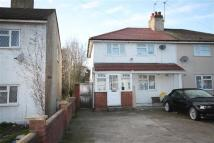 3 bed semi detached home in Pole Hill Road...