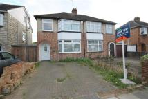 semi detached property in Ryefield Avenue...