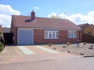 Detached Bungalow for sale in Ketel Close, Long Sutton...