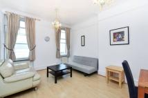 Argyll Mansions Flat to rent