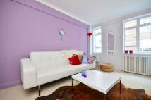 Studio flat in Sloane Avenue, Chelsea...