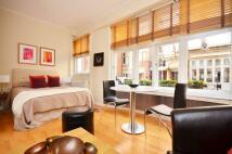 Basil Street Studio flat