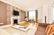 1 bed Flat to rent in Cadogan Place...