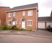 semi detached house to rent in Saw Mill Way...