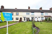 Terraced home to rent in High Street, Woodville