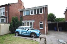 Detached house to rent in Branston Road...