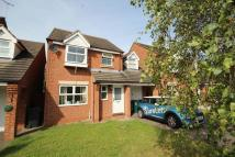 3 bed Detached property in Bourne Way, Swadlincote