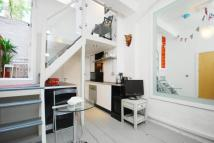 Studio apartment in The Framery, Hoxton, N1