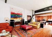 Flat for sale in Tredegar Terrace, Bow, E3