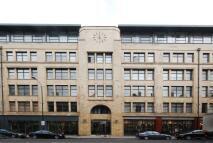 Flat to rent in Exchange Building...