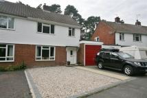 3 bed semi detached property in Wigmore Road, Tadley...
