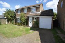 Link Detached House for sale in Greenacre Close, Swanley...